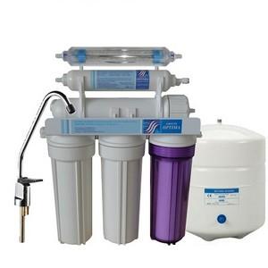 osmoseur domestique et filtre c ramique 380 litres jour filtration par osmose inverse. Black Bedroom Furniture Sets. Home Design Ideas