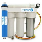 Osmoseur d'aquarium F401 150 GPD 4 étapes de filtration