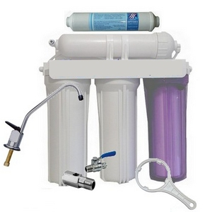 Purificateur d'eau par ULTRA-FILTRATION GR5-ULTRAF-DOM